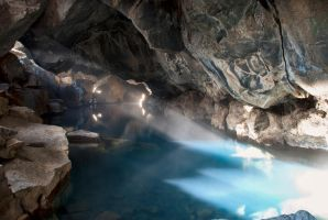 morning cave by ogo13