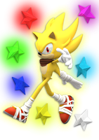 Super Sonic Boom Render done by Nibroc-Rock