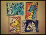 (ACEO) trades by PurpleWish23