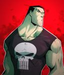 The Punisher by COLOR-REAPER