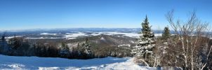 NH Winter Panoramic 01 by cow41087