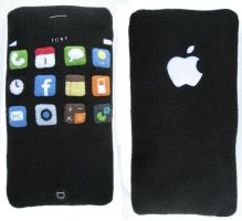 IPhone Plush by Neoitvaluocsol