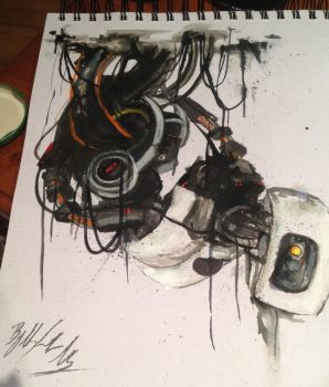 GLaDOS by MagzM