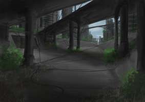 canal speedpaint by GFITHER