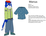 Marcus character sheet by GJYYNGII