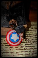 Captain America Thor Necklace by AlmightyGingerOne