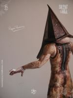 Pyramid Head. The firsts Pictures 4 by RogerPereira