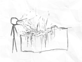 Stickman presents you: Puking by FuelFireDesire