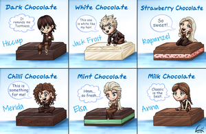 Chocolate Big Six by Lili-Nyklova