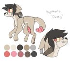 Synthesis Darkky AUCTION *CLOSED* by HolIiewood