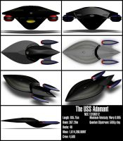 The Adamant NCC-13199312 by Doomsday-Device
