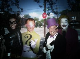 Gotham City Criminals In Throgs Neck by bobbyboggs182