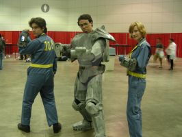 Fall Out again AX 2011 by MidnightLiger0