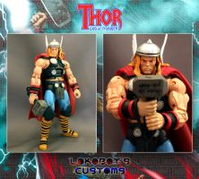 Mighty Thor by Lokoboys