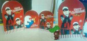 christmas cards by LuluChopper