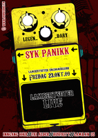Syk Panikk LAMBLIVE09 - edit by JovDaRipper