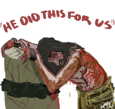 He Did This For Us by N3FTY
