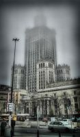 Palace of Culture by OlgaC