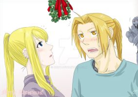 +FMA: EdWin Christmas+ by Krizy