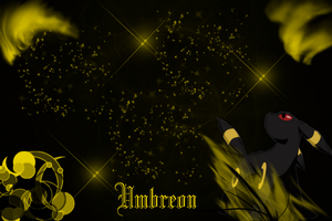 Umbreon Wallpaper by SlaveWolfy
