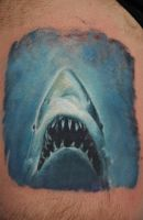 Jaws by ScottVersago