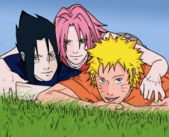 Team 7 By Nami86 by sausaku-4ever