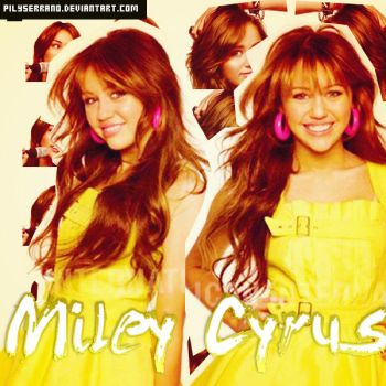 Miley Blend by PilySerrano