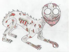 The Grook - (story in description) by CaptainFrightNite