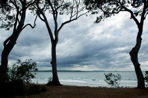Noosa - before the storm by wildplaces