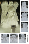 Nike Snow Sculpture by Deorse