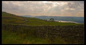 Bliss - Lake District I by Wyco