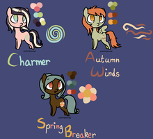 MLP Point Adoptables (CLOSED) by Athene112