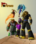 Brave the Fortress: First look by Giga-Leo