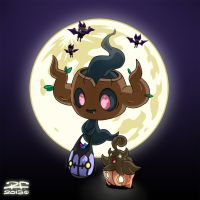 Trick or Treat by Pandaphobia
