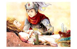 Sleeping Beauty by kinly