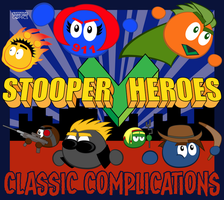 Classic Ch.15 - STOOPER HEROES by simpleCOMICS