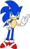 Sonic The Hedgehog Pic by Sonicblur13