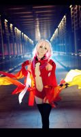 Guilty Crown - inori by Phoenixiaoio