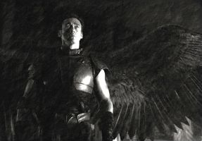 Kevin Durand 4 by AMANDABOMINATION