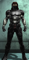 Winter Soldier (DC Universe Online) Movie Version by Macgyver75