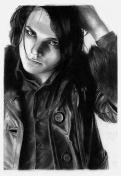 Gerard Way by Vitibian
