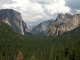 Pictures of Yosemite National Park, From my iTouch by Gabeface206