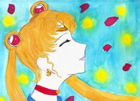 Sailor Moon- Peace at Last by Aki21Areah