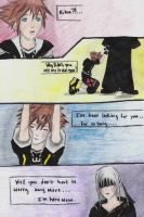 Sora and Riku Moment by KYO-Kyo-12