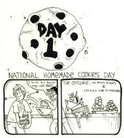 National Homemade Cookies Day by YourFathersMustache