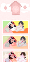 COLLAB TAMAKO MARKET by NaruOc