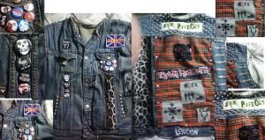 Vest by patchedPunk