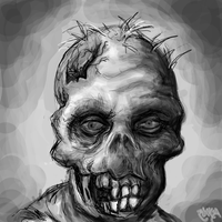 SQB Zomby by MayanMuscle