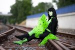 Shego Go - Kim Possible by Natsuno-Yuuki