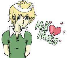 nick rhodes :3 by lonelyisourlives